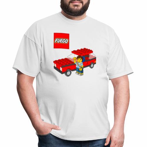 fuego - Men's T-Shirt