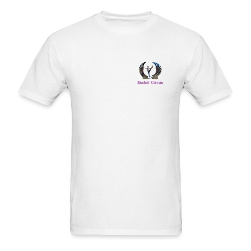 Rachel Circus Pose Logo - Men's T-Shirt