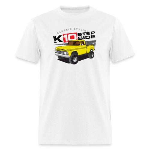 62K10 ShortStep4x4 - Men's T-Shirt