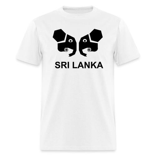 Elephants of Sri Lanka - Men's T-Shirt