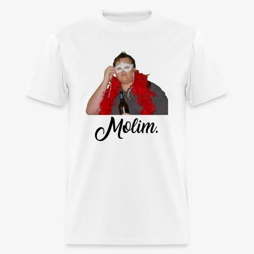 molim9 png - Men's T-Shirt