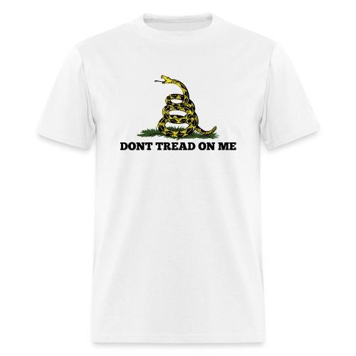 GADSDEN DONT TREAD ON ME - Men's T-Shirt