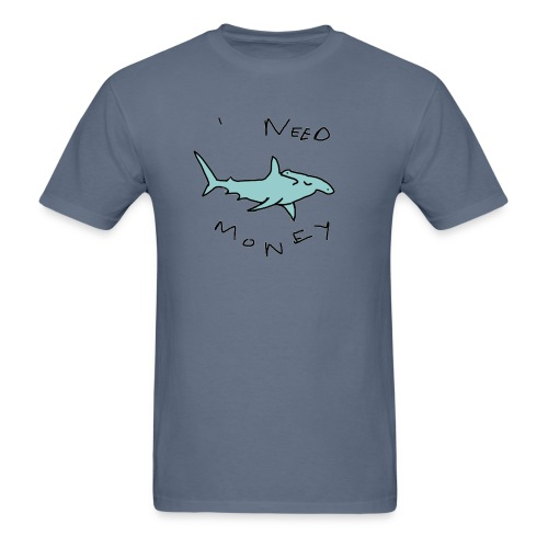 sharko - Men's T-Shirt