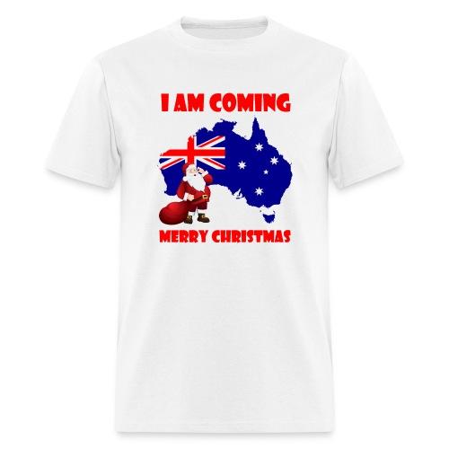 MERRY CHRISTMASh - Men's T-Shirt