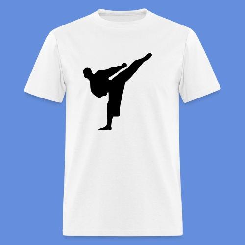 Taekwondo man - Men's T-Shirt