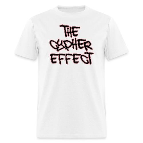 white shirt tce2 png - Men's T-Shirt