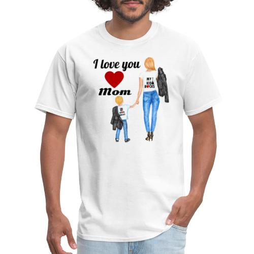 Mother's day gift from daughter, Mother's Day Gift - Men's T-Shirt