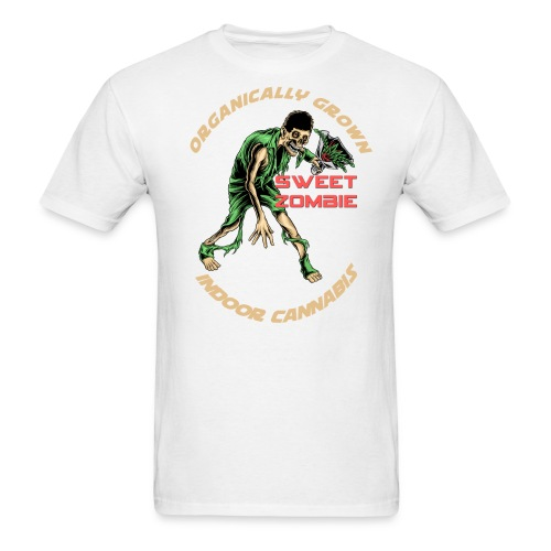 sweet zombie - Men's T-Shirt