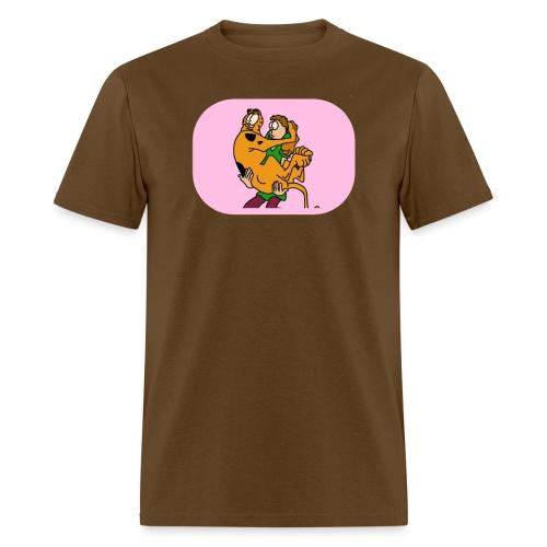 garf n jon - Men's T-Shirt