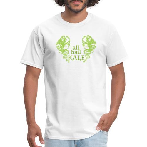 All Hail KALE - Men's T-Shirt