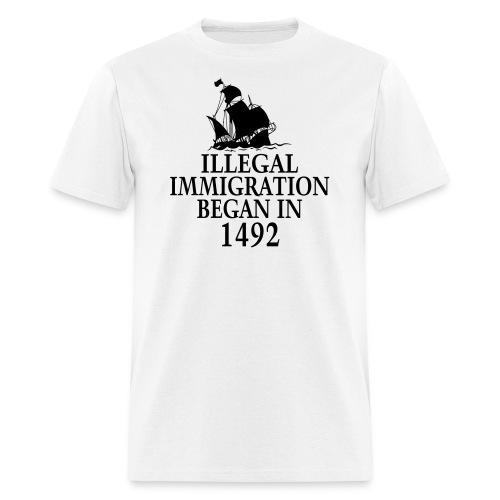 IIBI1492 - Men's T-Shirt
