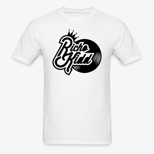 Richo Kid Logo Final - Men's T-Shirt