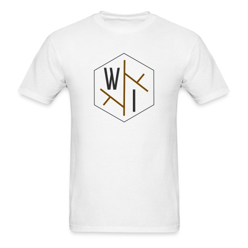 Woman's T-Shirt // Coloured Logo - Men's T-Shirt