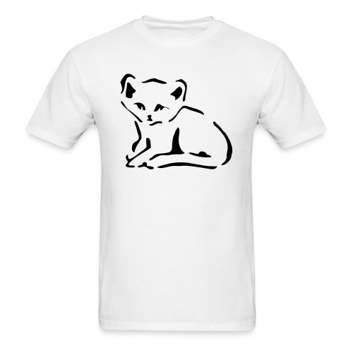 Kitty Cat - Men's T-Shirt
