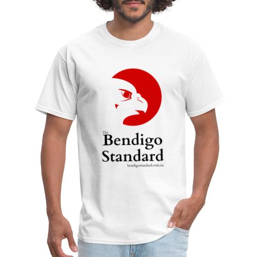 Bendigo Standard Logo - Men's T-Shirt