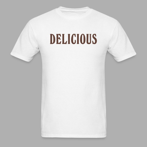 DELICIOUS - Men's T-Shirt