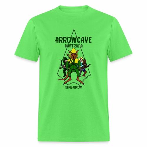 Arrow Cave Logo - Men's T-Shirt