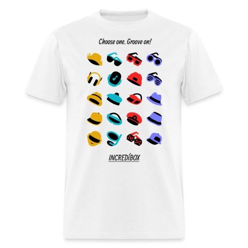 visu-pictos-v4 - Men's T-Shirt