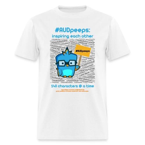 audshirtdesignforwhitePNG png - Men's T-Shirt