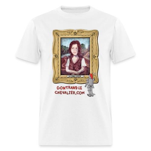 La Mona Lisette png - T-shirt pour hommes
