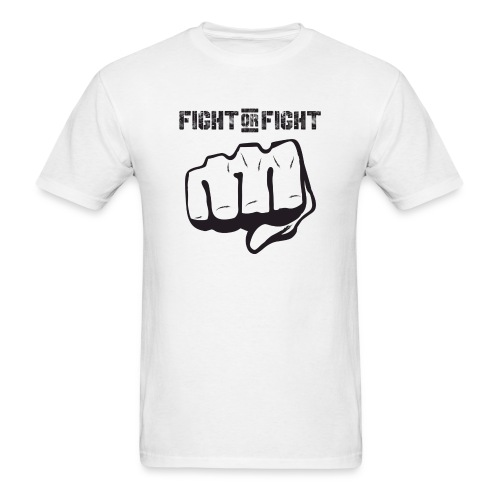 Fight or Fight - Men's T-Shirt