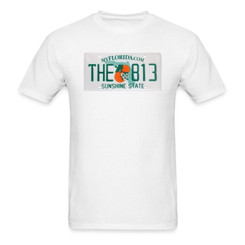 The 813 Plated - Men's T-Shirt
