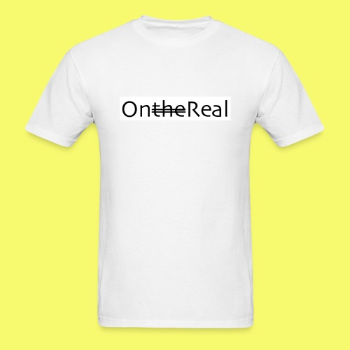 OntheReal ice 2 - Men's T-Shirt