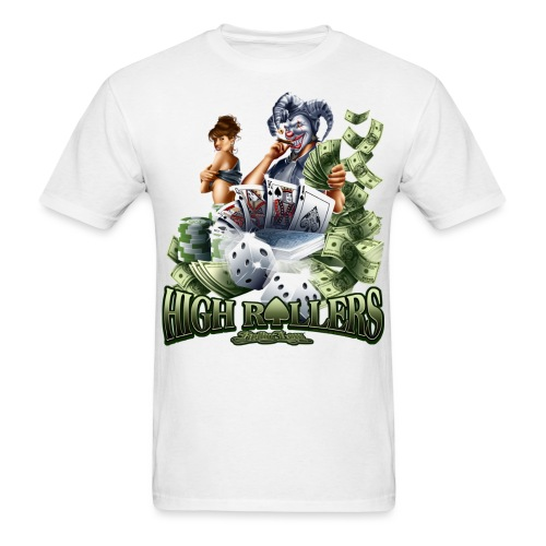 High Roller by RollinLow - Men's T-Shirt