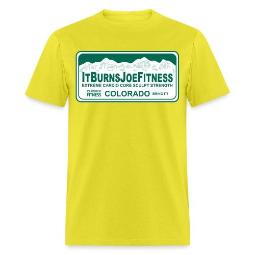 IBJF License - Men's T-Shirt