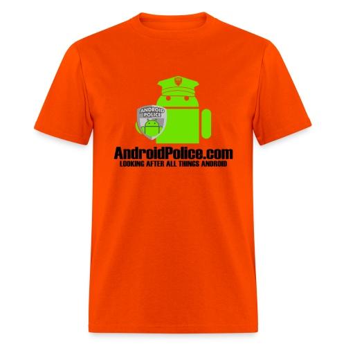 w jack Design 2 white - Men's T-Shirt