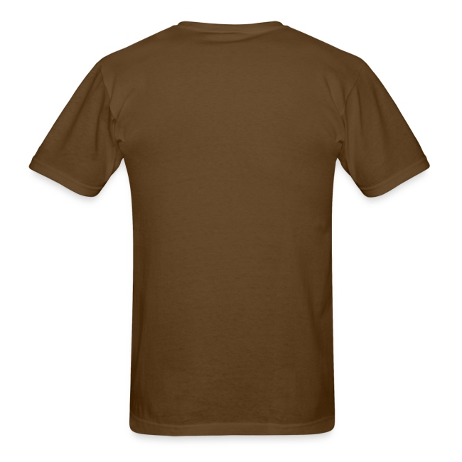 Unanda Hug 1 Men's Standard Weight T-Shirt