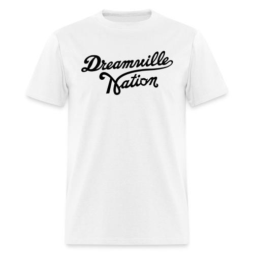 dvnlogoaa png - Men's T-Shirt