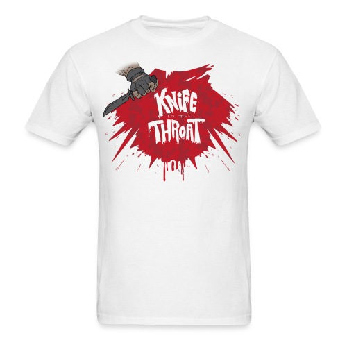 knifesmall2 - Men's T-Shirt
