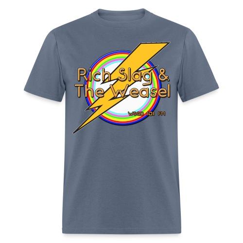 RICH SLAG - Men's T-Shirt