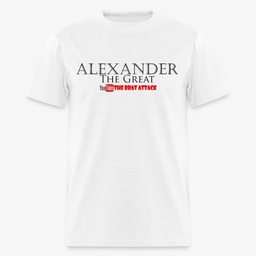 merch alexander the great - Men's T-Shirt