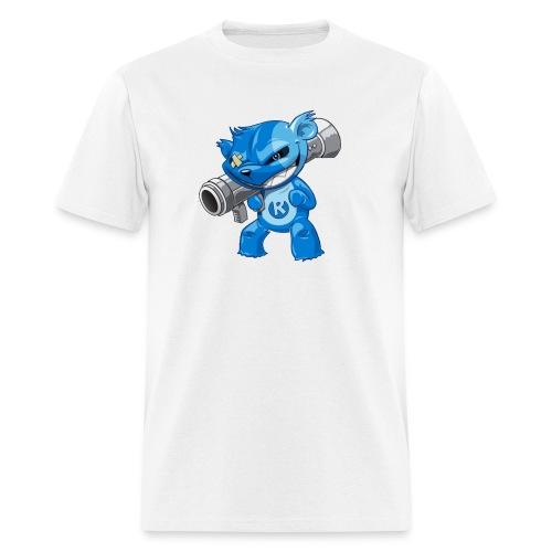 SpreadShirt Renegade Bear png - Men's T-Shirt