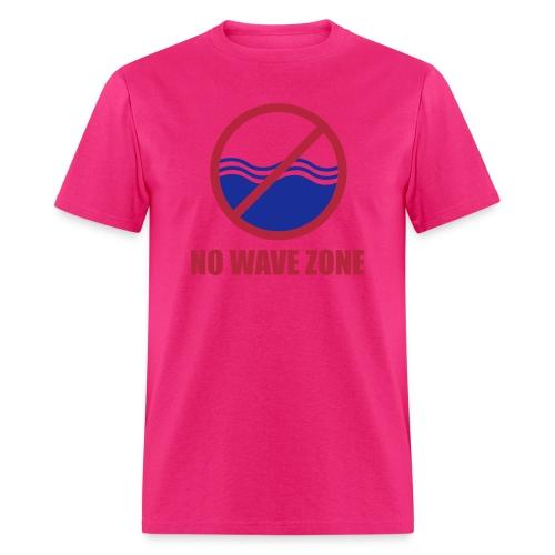 nowavezone - Men's T-Shirt