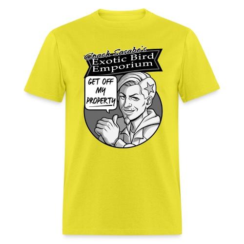 EXOTIC BIRD EMPORIUM - Men's T-Shirt