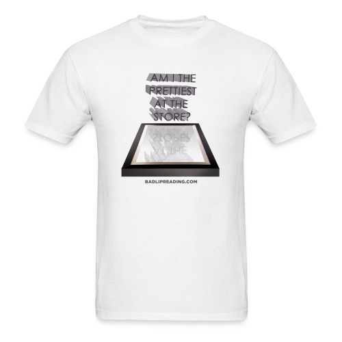 prettiestatstpre2 - Men's T-Shirt