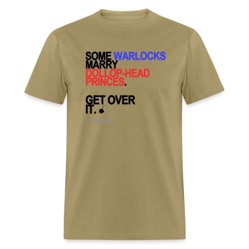 some wizards marry princes lg transparen - Men's T-Shirt