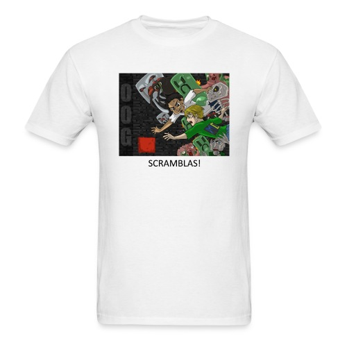 animescamblasblack - Men's T-Shirt