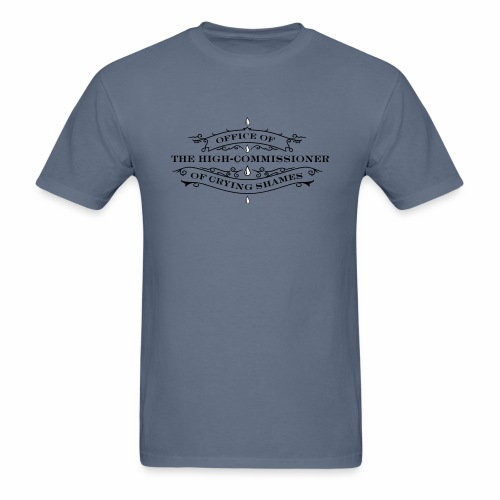 Official Seal of The Office of The High-Commission - Men's T-Shirt