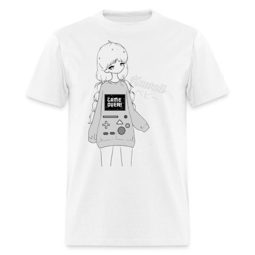 Game Over Kawaii - Men's T-Shirt