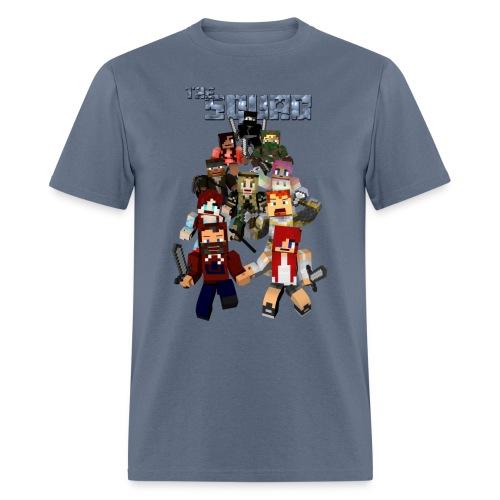 jump squad big - Men's T-Shirt