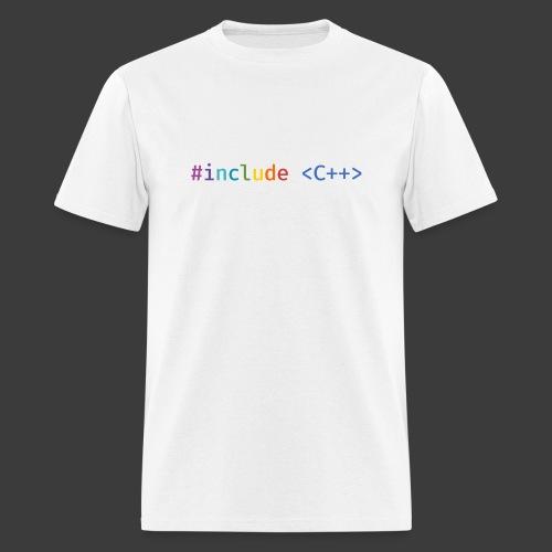 Rainbow Include - Men's T-Shirt