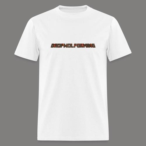 DropWolfGaming - Men's T-Shirt