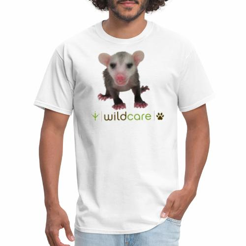 Baby Opossum in Care at WildCare - Men's T-Shirt
