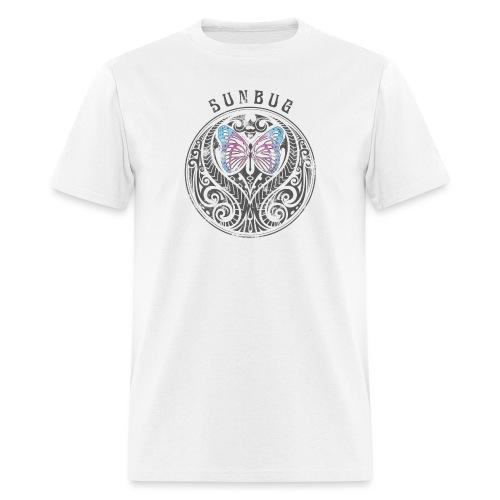 Polynesian Butterfly Dark - Men's T-Shirt