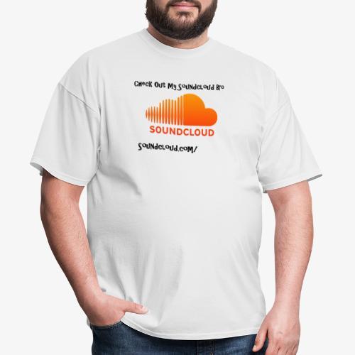 Soundcloud D.I.Y - Men's T-Shirt