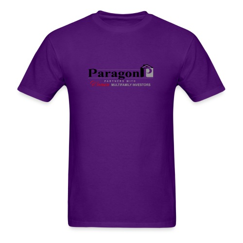 Shop Paragon Investment Partners Gear - Men's T-Shirt